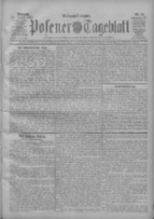 Posener Tageblatt 1909.01.20 Jg.48 Nr31