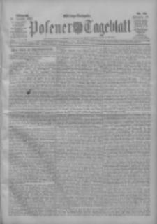 Posener Tageblatt 1909.01.20 Jg.48 Nr32