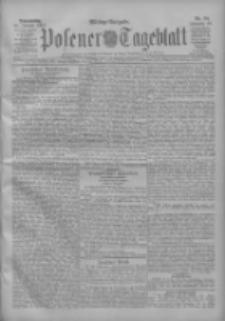 Posener Tageblatt 1909.01.21 Jg.48 Nr34