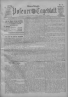 Posener Tageblatt 1909.01.22 Jg.48 Nr35