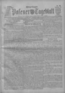 Posener Tageblatt 1909.01.22 Jg.48 Nr36