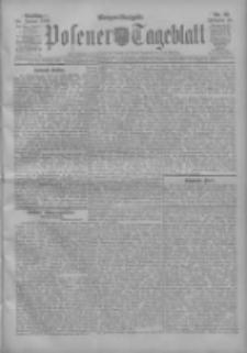 Posener Tageblatt 1909.01.24 Jg.48 Nr39