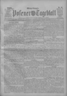 Posener Tageblatt 1909.01.25 Jg.48 Nr40