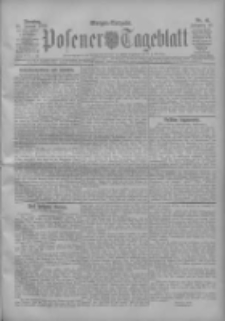Posener Tageblatt 1909.01.26 Jg.48 Nr41