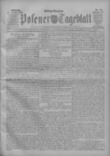 Posener Tageblatt 1909.01.27 Jg.48 Nr44
