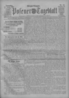 Posener Tageblatt 1909.01.28 Jg.48 Nr45