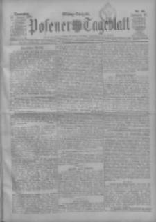 Posener Tageblatt 1909.01.28 Jg.48 Nr46