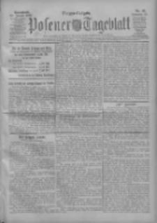 Posener Tageblatt 1909.01.30 Jg.48 Nr49