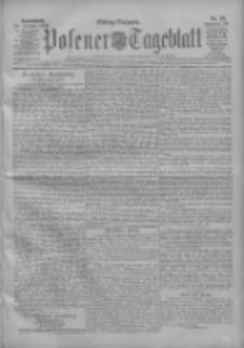 Posener Tageblatt 1909.01.30 Jg.48 Nr50