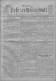 Posener Tageblatt 1909.02.01 Jg.48 Nr52