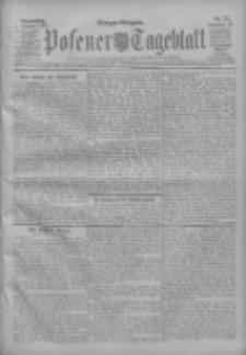 Posener Tageblatt 1909.02.04 Jg.48 Nr57