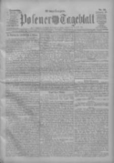 Posener Tageblatt 1909.02.04 Jg.48 Nr58