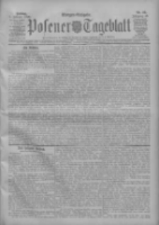 Posener Tageblatt 1909.02.05 Jg.48 Nr59