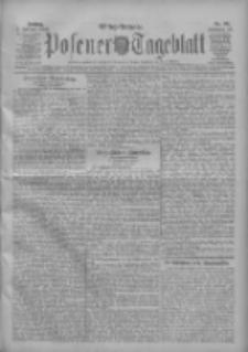 Posener Tageblatt 1909.02.05 Jg.48 Nr60