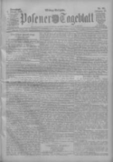 Posener Tageblatt 1909.02.06 Jg.48 Nr62