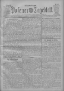 Posener Tageblatt 1909.02.10 Jg.48 Nr67