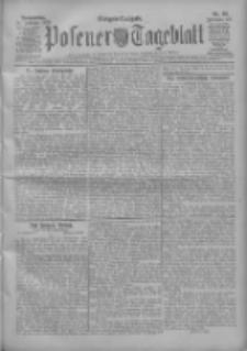 Posener Tageblatt 1909.02.11 Jg.48 Nr69