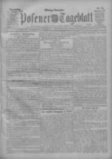 Posener Tageblatt 1909.02.11 Jg.48 Nr70