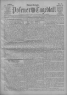 Posener Tageblatt 1909.02.12 Jg.48 Nr71