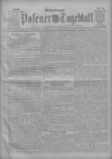 Posener Tageblatt 1909.02.12 Jg.48 Nr72