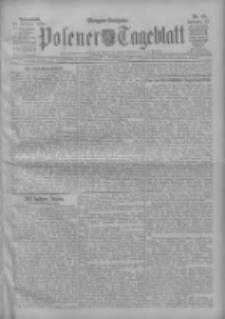 Posener Tageblatt 1909.02.13 Jg.48 Nr73