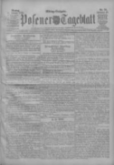 Posener Tageblatt 1909.02.15 Jg.48 Nr76