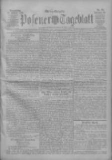 Posener Tageblatt 1909.02.18 Jg.48 Nr82