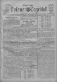 Posener Tageblatt 1909.02.19 Jg.48 Nr84