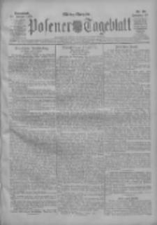 Posener Tageblatt 1909.02.20 Jg.48 Nr86