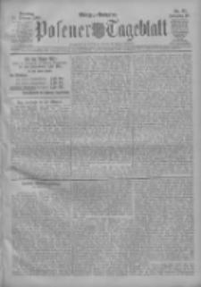 Posener Tageblatt 1909.02.21 Jg.48 Nr87