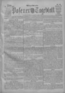 Posener Tageblatt 1909.02.22 Jg.48 Nr88