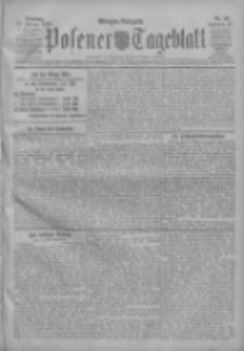 Posener Tageblatt 1909.02.23 Jg.48 Nr89