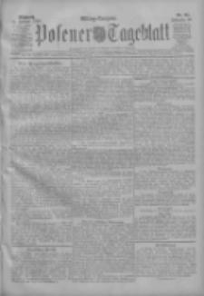 Posener Tageblatt 1909.02.24 Jg.48 Nr92