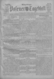Posener Tageblatt 1909.02.25 Jg.48 Nr94