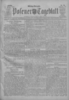 Posener Tageblatt 1909.02.26 Jg.48 Nr96