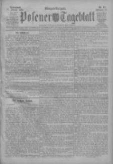 Posener Tageblatt 1909.02.27 Jg.48 Nr97