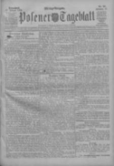 Posener Tageblatt 1909.02.27 Jg.48 Nr98