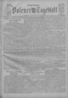 Posener Tageblatt 1909.03.01 Jg.48 Nr100