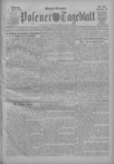 Posener Tageblatt 1909.03.03 Jg.48 Nr103