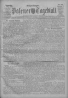 Posener Tageblatt 1909.03.04 Jg.48 Nr105