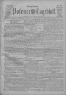 Posener Tageblatt 1909.03.04 Jg.48 Nr106
