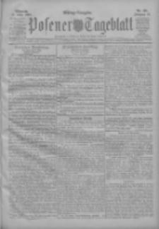 Posener Tageblatt 1909.03.10 Jg.48 Nr116