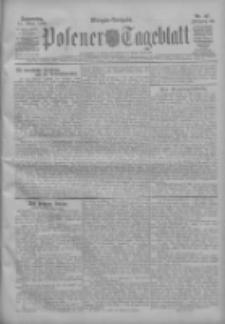 Posener Tageblatt 1909.03.11 Jg.48 Nr117