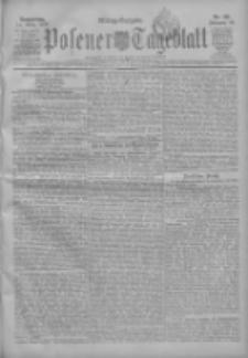 Posener Tageblatt 1909.03.11 Jg.48 Nr118