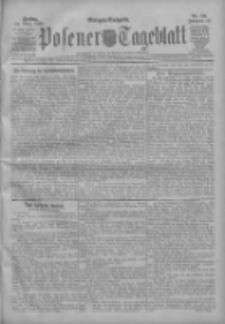Posener Tageblatt 1909.03.12 Jg.48 Nr119