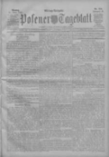 Posener Tageblatt 1909.03.15 Jg.48 Nr124