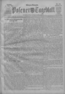 Posener Tageblatt 1909.03.16 Jg.48 Nr125