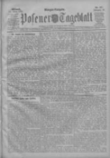 Posener Tageblatt 1909.03.17 Jg.48 Nr127