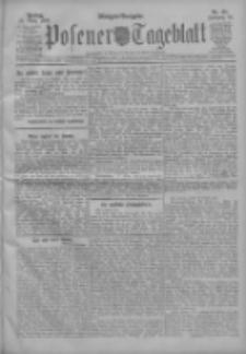 Posener Tageblatt 1909.03.19 Jg.48 Nr131