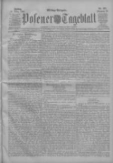 Posener Tageblatt 1909.03.19 Jg.48 Nr132